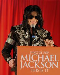 Michael Jackson's 'new' song makes the Top 10 on the U.S. record chart