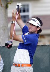 Bubba Watson's first win since 2012 moves him to 14th in rankings