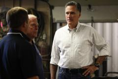 Romney camp denies 'Anglo-Saxon' comment