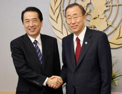 China and Japan mending fences