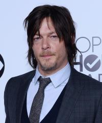 'Walking Dead' star Norman Reedus likes to lick people