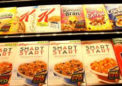 Kellogg's to reduce carbon footprint, source responsibly
