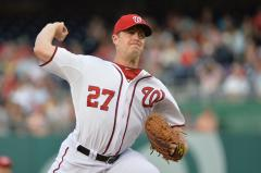 Zimmermann among signees by Washington Nationals