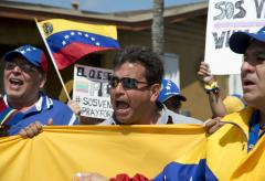 Protest camps disassembled by Venezuelan security forces; 243 detained