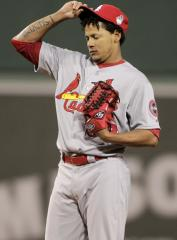 Cardinals claim embarrassment over Martinez' X-rated Twitter account