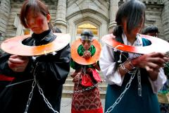 Rights group faults China on Tibet