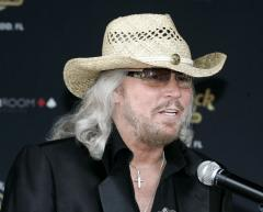 Barry Gibb to Justin Bieber: 'You're heading for a brick wall'