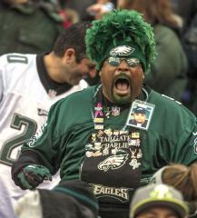 Report: Crime rate in Philadelphia goes up when Eagles lose