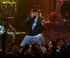 Axl Rose debunks retirement rumors: 'I'm not going anywhere'