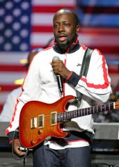 Wyclef Jean shot in Haiti