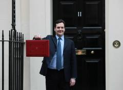 Osborne budget cuts top tax rate