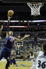 NBA: New Jersey 95, Washington 85