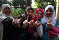 Egypt: Lower turnout for 2nd day of voting