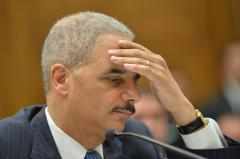 Holder cancels speech to Oklahoma police recruits amid threatened protests