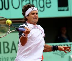Ferrer lone seed in UNICEF quarterfinals