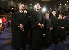 Supreme Court rules campaign contribution caps unconstitutional