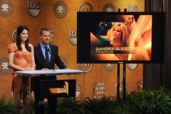 Bullock to present White with SAG award