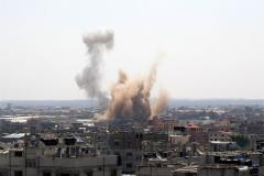 Israel, Hamas cease-fire ends as rockets are fired