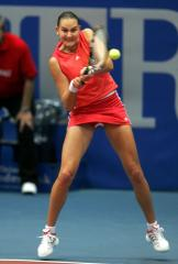 Petrova ousted from Paris tournament