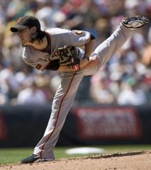 Lincecum named NL Cy Young award winner
