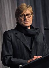 Robert Redford honored in France