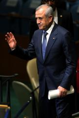 Suleiman pledges more protection for UNIFIL