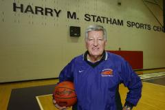 Statham gets 1,000th coaching victory