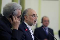 Iran says it's wrong to think nuclear activity slowed