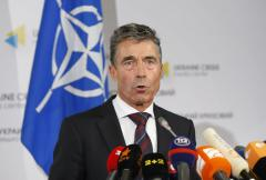 NATO leaders 'stepping up' assistance to Ukraine in response to Russian aggression