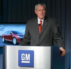 GM shifts Lutz and others