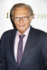 Larry King named new Dean of Friars Club