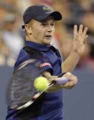 Doubles win keeps Kazakhs in Davis Cup