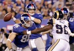 NFL: New York Giants 28, St. Louis 16