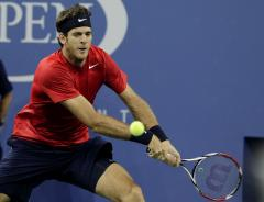 Del Potro making up ground in ATP rankings