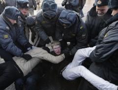 Russia approves police reform bill