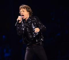 Mick Jagger becomes a great grandfather as Assisi Jackson welcomes baby girl