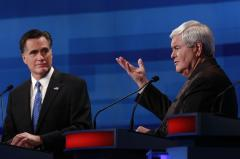 Gingrich supporters give him an edge