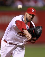 Cardinals' Carpenter on disabled list