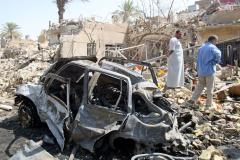 Al-Qaida claims recent Iraq violence