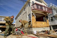 Cuomo says Sandy cost N.Y. $33 billion
