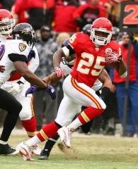 Chiefs place Jamaal Charles on IR