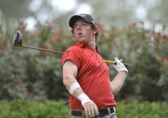 Ireland, Australia tied for golf World Cup