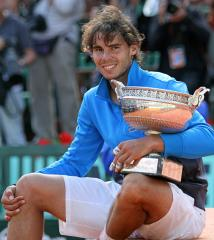 History ahead at French Open final