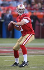 Smith to start at quarterback for 49ers