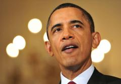 Obama confers with advisers from Brazil