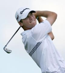 O'Hair leads at Tour Championship
