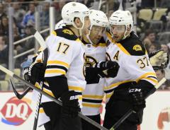 NHL: Boston 6, Philadelphia 1
