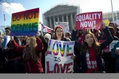 Supreme Court hears Prop 8 case