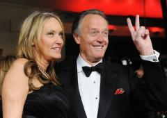 Peter Fonda to head Swedish film jury