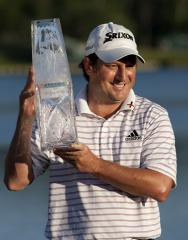 Clark takes Players Championship title